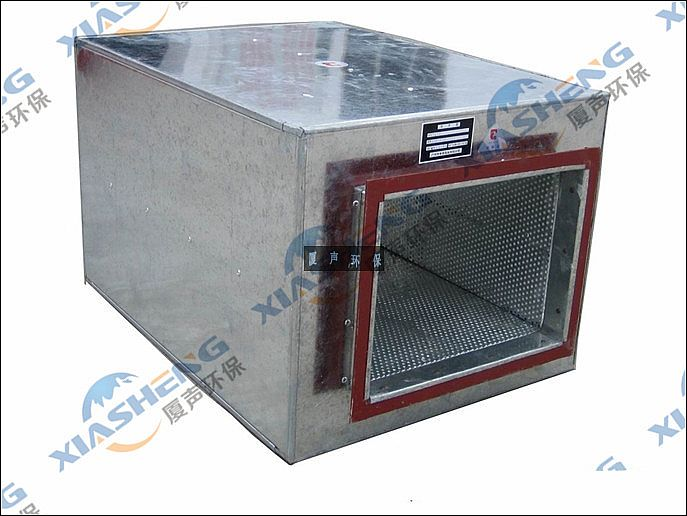 风管扩室消声器