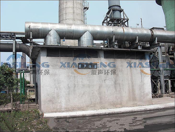 钢铁厂热风炉助燃风机隔声房工程